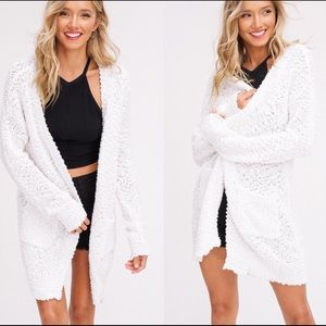 IN STOCK SKYLAR Softest Breathable Cardigan- IVORY